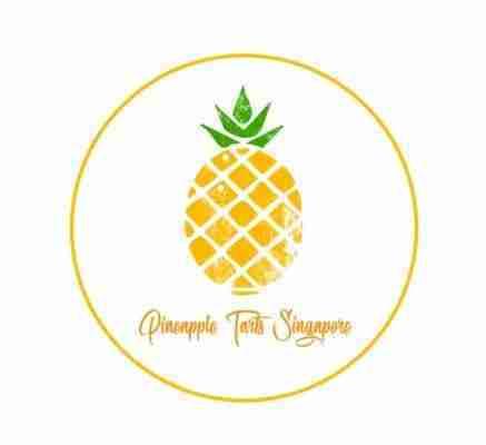 Pineapple Tarts Singapore Logo