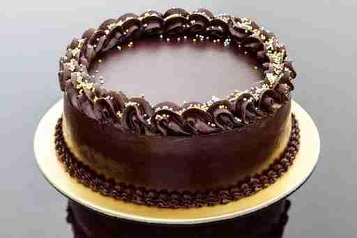 Big Daddy Super Chocolate yCake with Nutella & Valrhona - Ugly Cake Shop