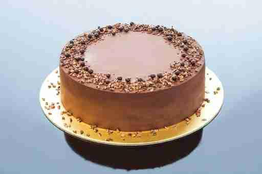 Nicholas Bittersweet Dark Chocolate Cake - Ugly Cake Shop