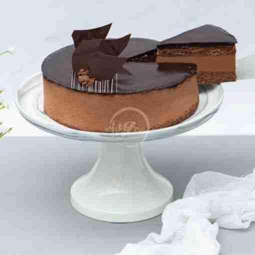 Chocolate Desire Slice