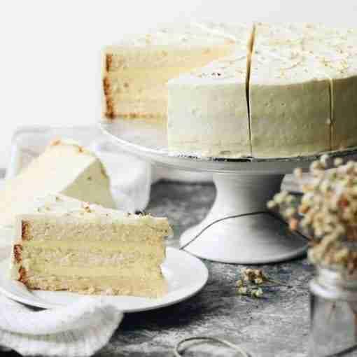 Osmanthus Cake - Whyzee Birthday Cake Delivery