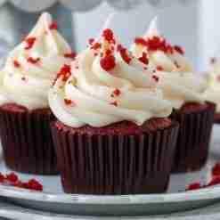 Red Velvet Cupcake - Whyzee Birthday Cake Delivery