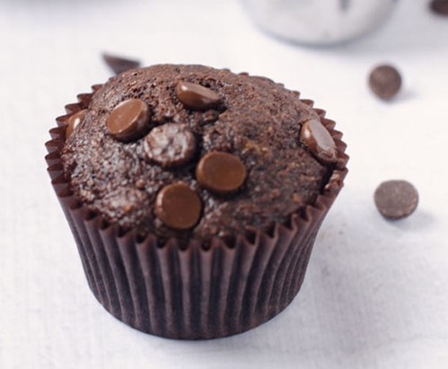Double Chocolate Muffin - Whyzee Birthday Cake Delivery