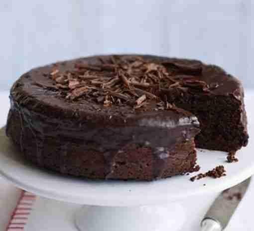 Triple chocolate fudge vegan cake - Whyzee Birthday Cake Delivery
