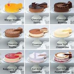 Cake Types Bundles | Whyzee Birthday Cake Delivery