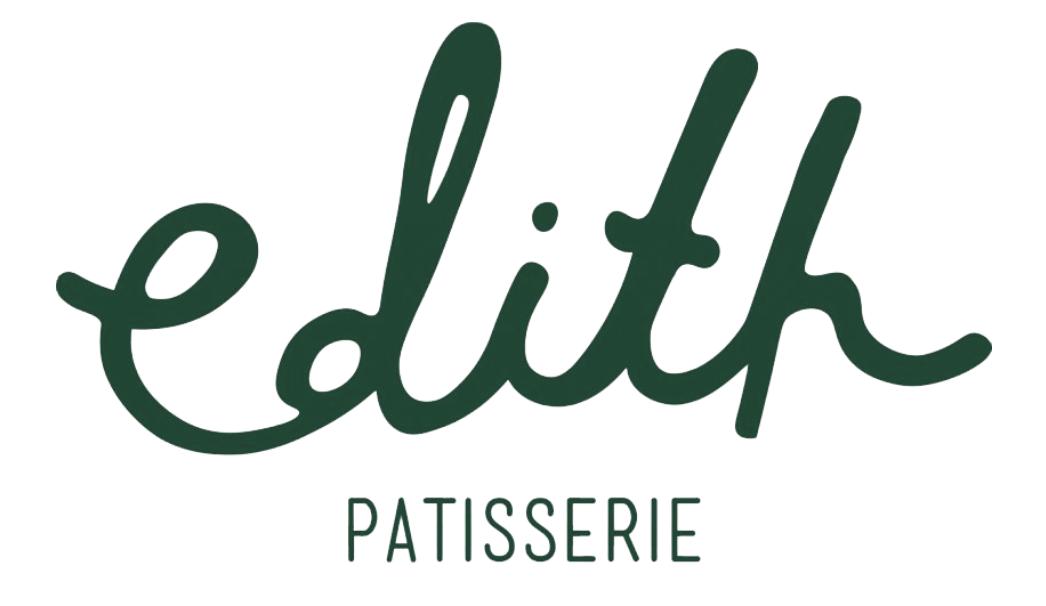 Edith Patisserie Logo