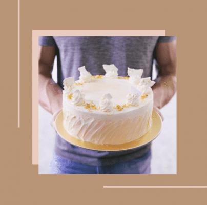 Edith Patisserie Healthy Cake