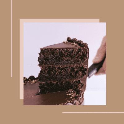 Edith Patisserie Chocolate Cake