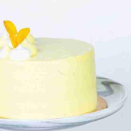 banana cake side