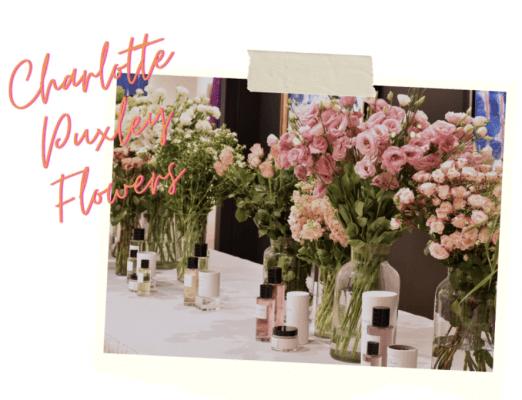 charlotte duxlery flowers bouquet