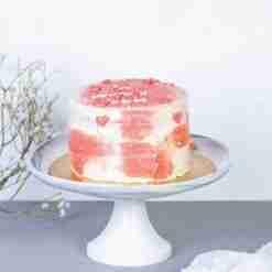 hot romance cake
