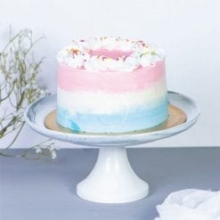 ombre delight customised cake
