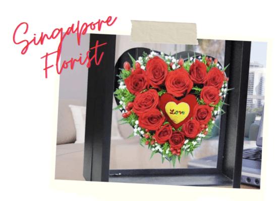 singapore florist bouquet