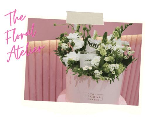 the floral atelier bouquet
