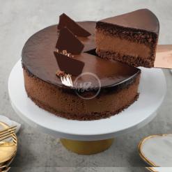 Chocolate Desire Cake Slice