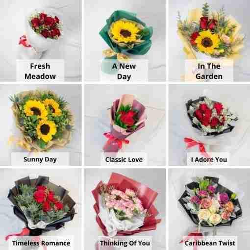 Flower Bundles