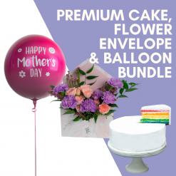 Premium Cake Mother's Day Bundle