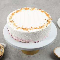 Red Velvet Peanut Butter Cake