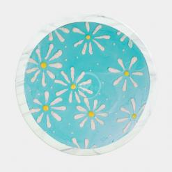 daisy cake top