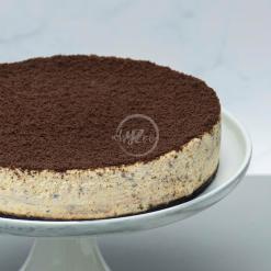 oreo cheesecake side