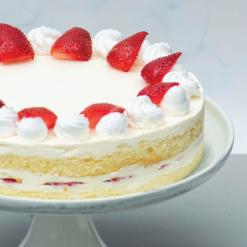 strawberry shortcake side