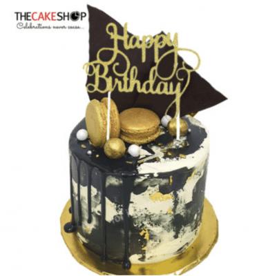 designed cake