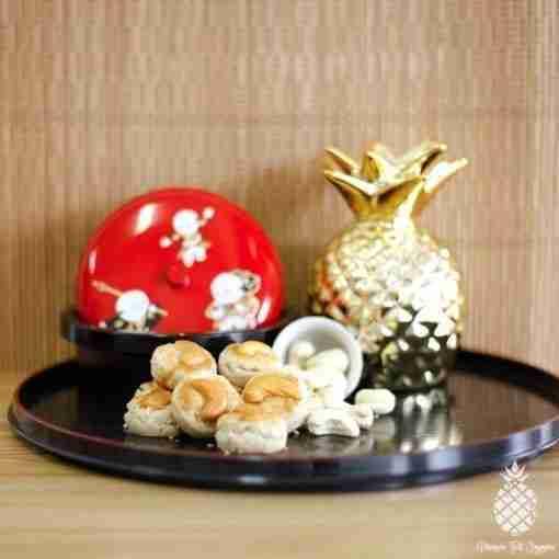 Auspishewous – Cashew Nut Cookies 腰果饼干