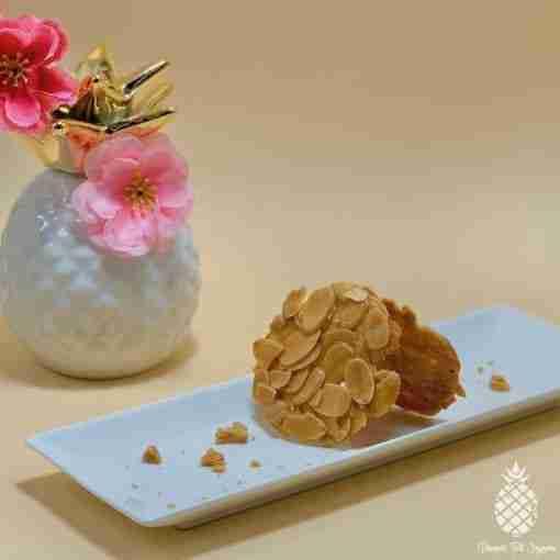 Xing Fu Mei Man – Almond Brittles 杏仁片脆饼