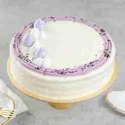 Honey Sweet Potato Latte Cake