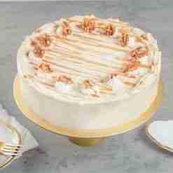 Sea Salt Caramel Cake