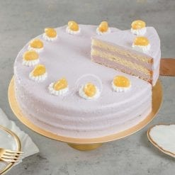 Yam Orh Nee Cake Slice