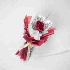 Surprise Single Stalk Red Rose